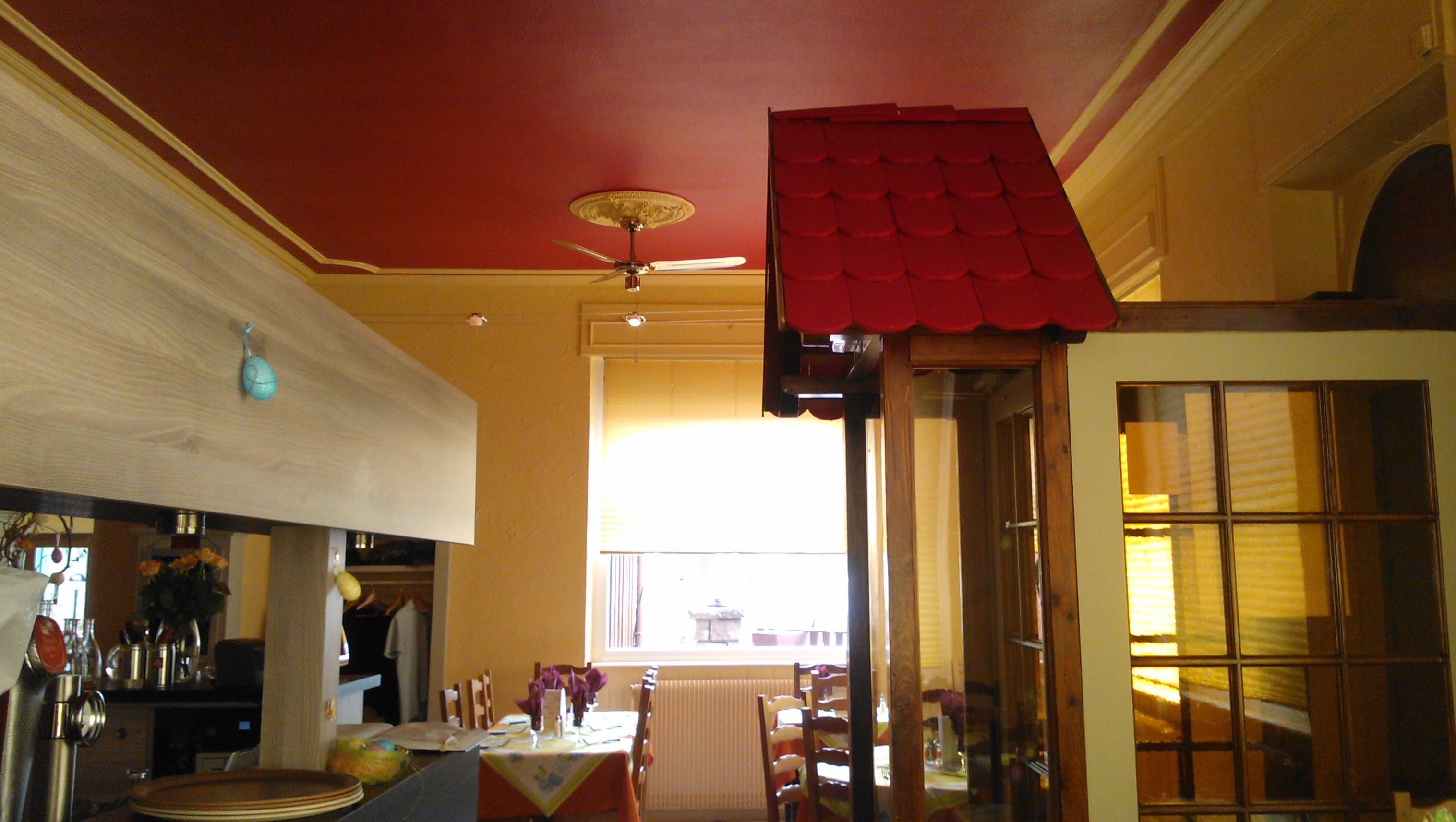 Decortech rénovation peinture restaurant portofino chez gopi